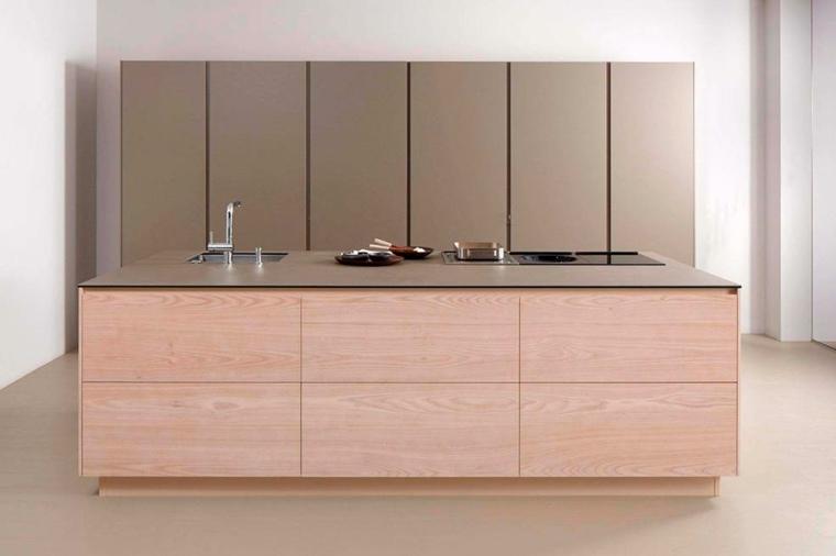 diseno de cocinas modernas-minimalistas