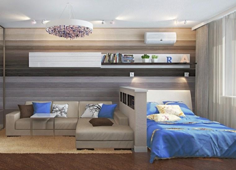 diseno de interiores de casas-pequenas-dormitorios