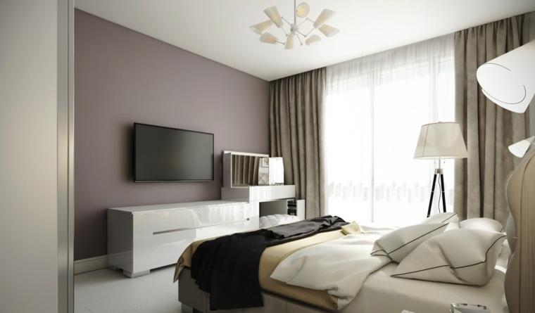 Dise o de interiores de casas peque as ideas para el for Diseno de recamaras pequenas