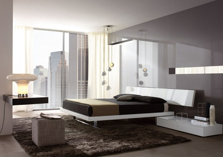 diseno de interiores de casas-recamaras-modernas
