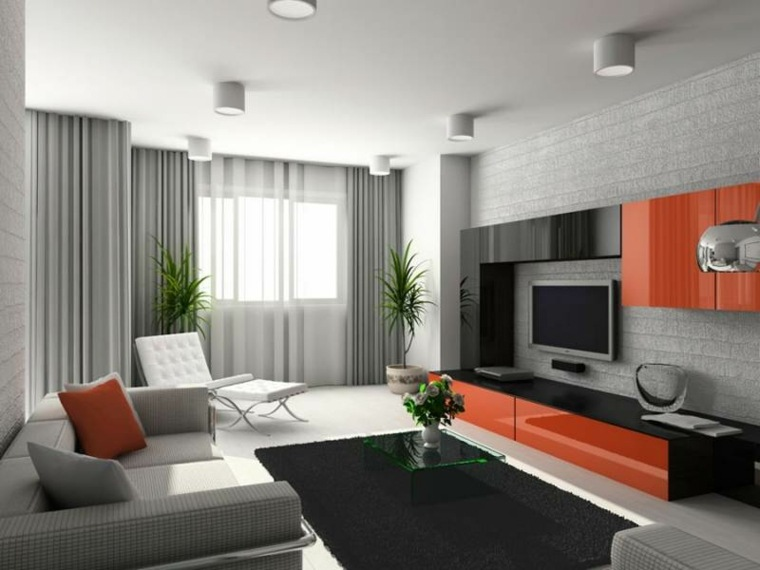 diseno de interiores de casas-salas-de-estar