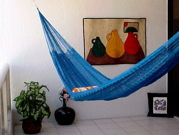 diseno de interiores-hamacas-colores