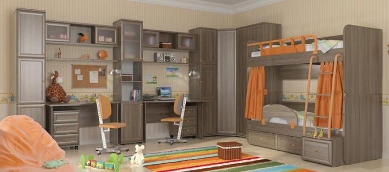 diseno-habitaciones-infantiles-compartidas