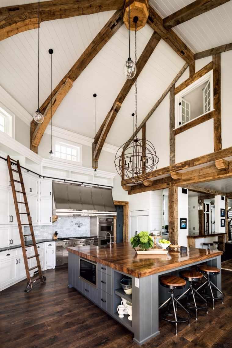 Perfecto Muebles De Cocina Francesa Provincial Colección de Imágenes ...