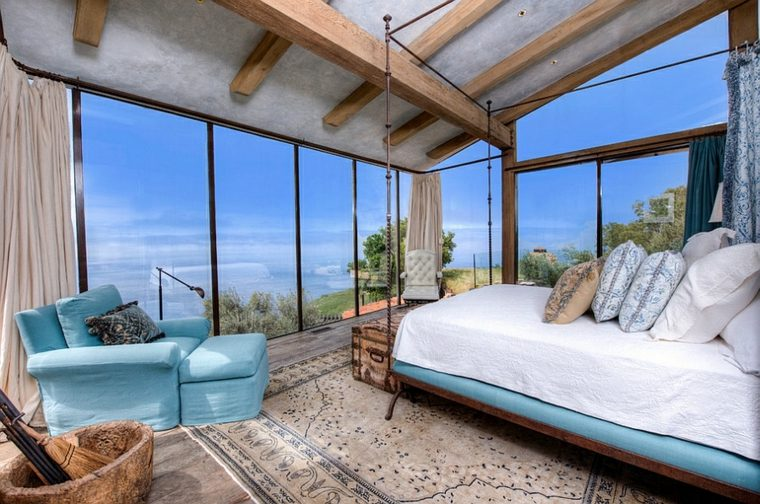 disenos de casas modernas-estilo-mediterraneo