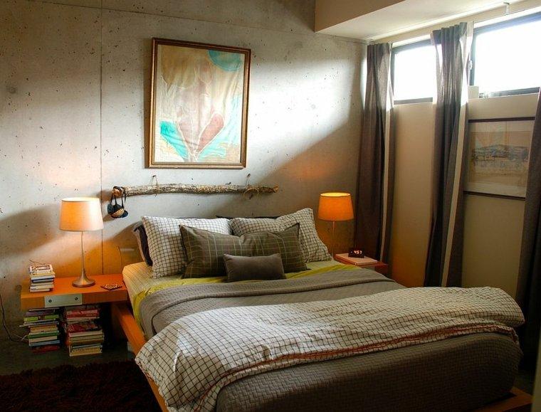 interior estilo wabi sabi