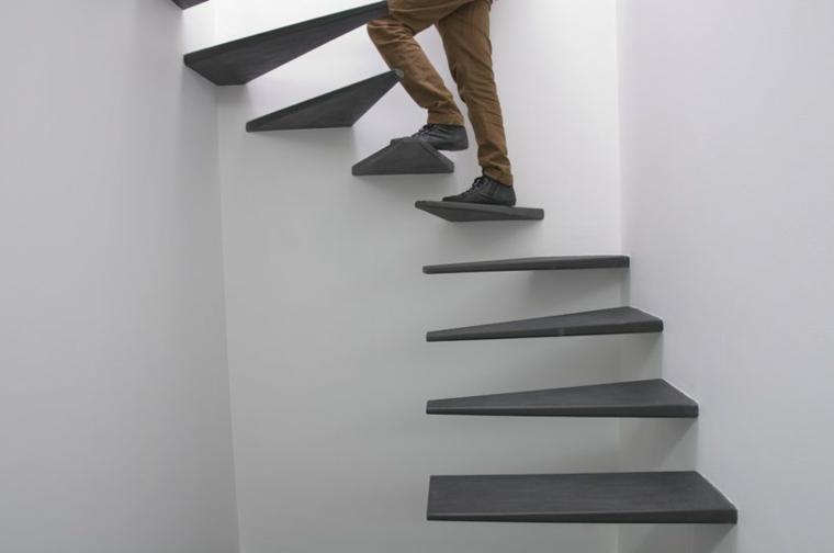 escaleras de caracol-flotantes-interior