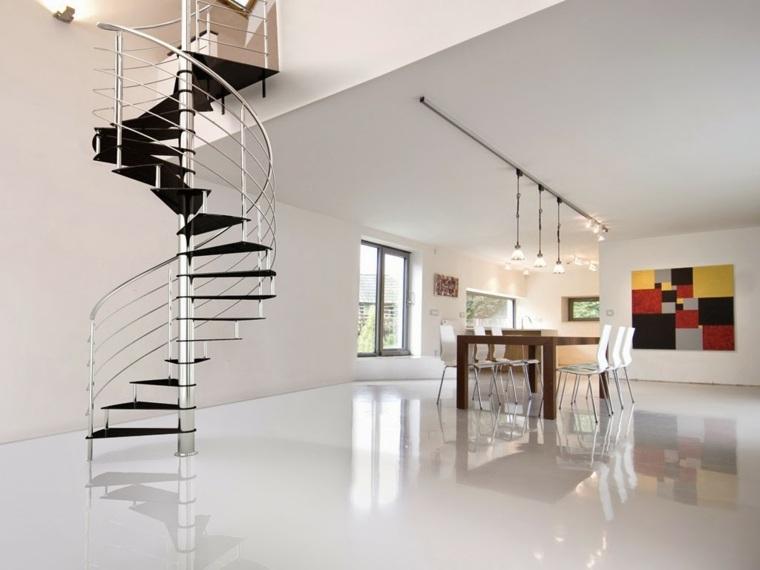 escaleras modernas-interiores-elegantes