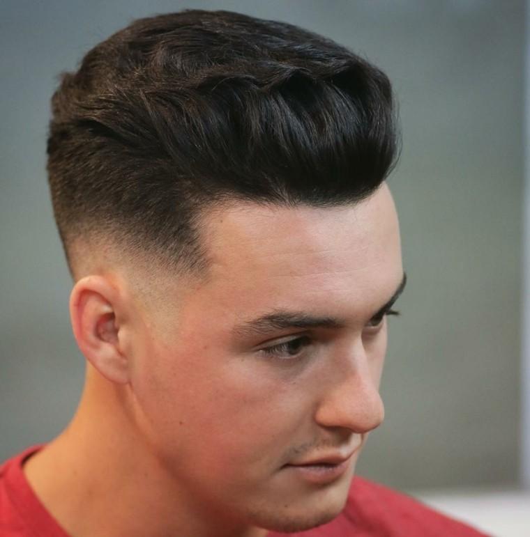 Peinados inspirados en pompones