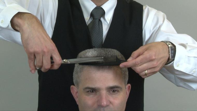 estilos de cabello para hombres-flattop