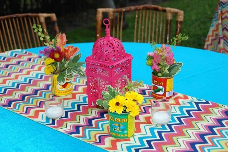 fiestas infantiles-ideas-decorar-mesa