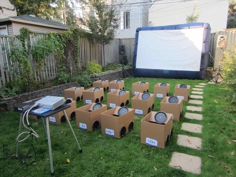fiestas-infantiles-ideas-originales-cine-jardin