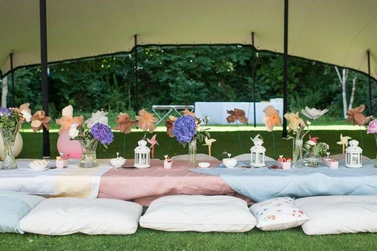 fiestas infantiles-jardin-mesa-ninos-decorada