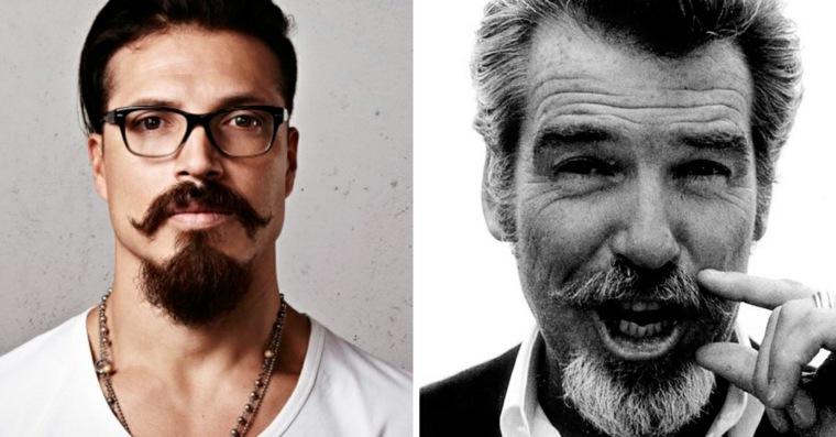 fotos de hombres con barba-estilo-van-dyke