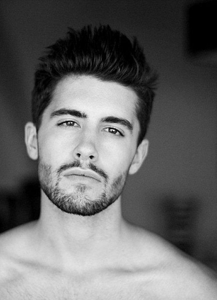 fotos de hombres con barba-modernos
