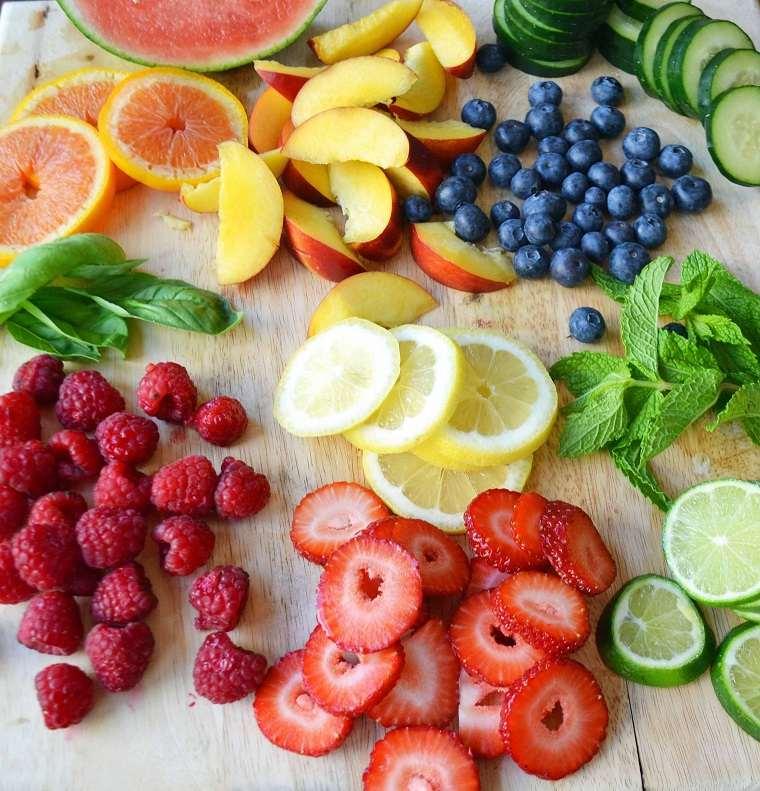 Resultado de imagen para frutas detox