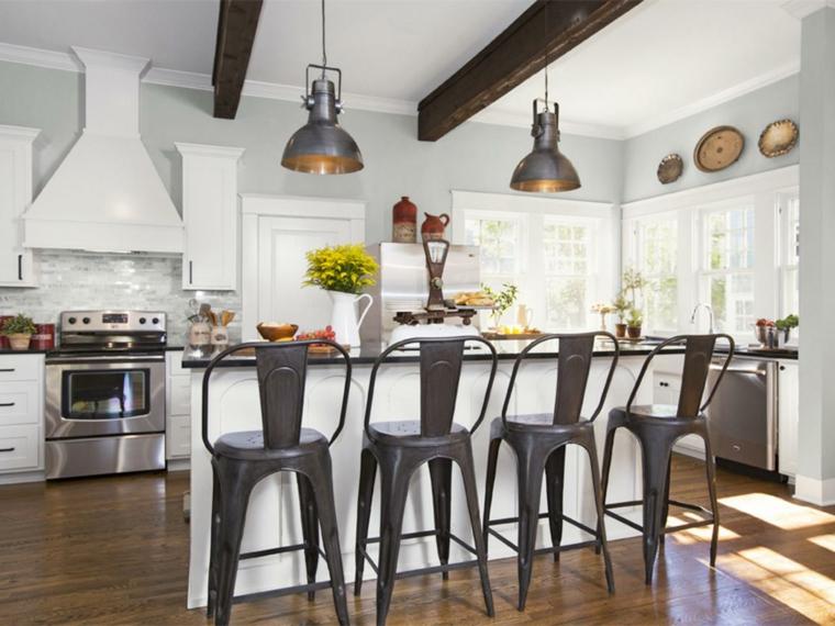gabinetes para cocina-moderna-madera