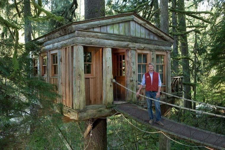 estupendos diseños de cabañas de madera