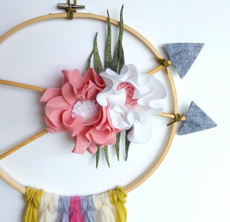 ideas de baby shower-decorar-pared