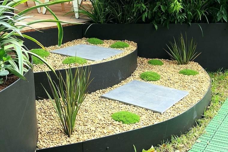 borde de jardín