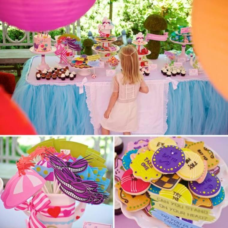 Ideas para fiestas de cumpleaños infantiles de primavera -