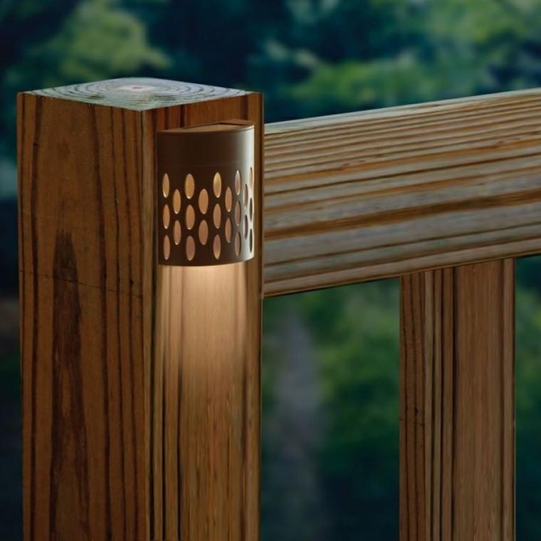iluminacion exterior-elegante-lamparas-solares