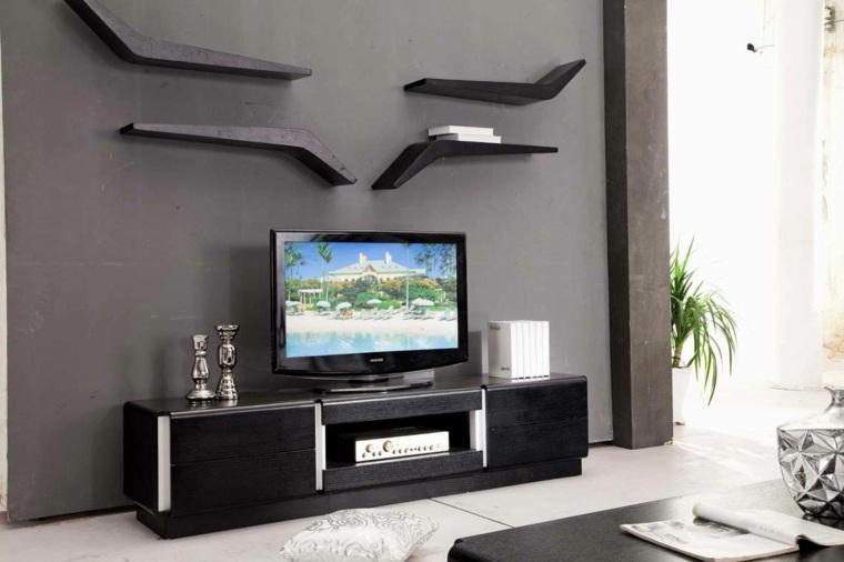 imagenes de muebles-repisas-modernas