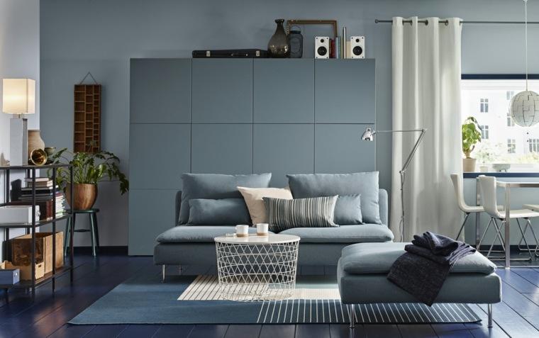 Grupo de muebles Ikea