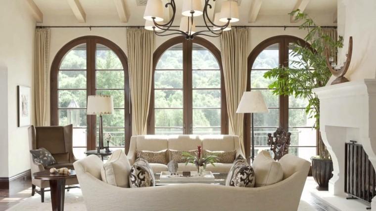 interiores de casas modernas-adornos-mediterraneos