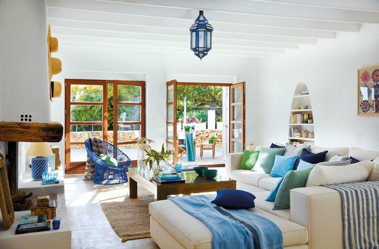 interiores de casas modernas-decoracion-mediterranea