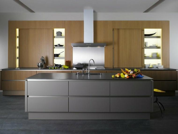 interiores de cocinas-estilo-minimalista