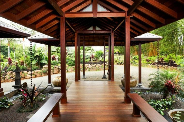 diseños de porches y patios cubiertos