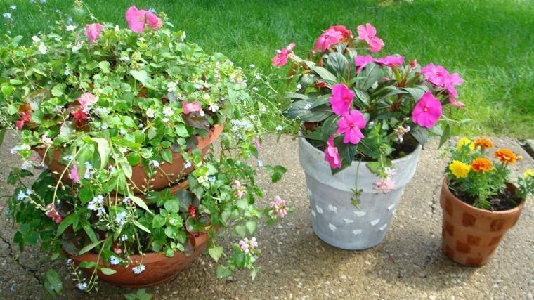 jardineras modernas-decoracion-original