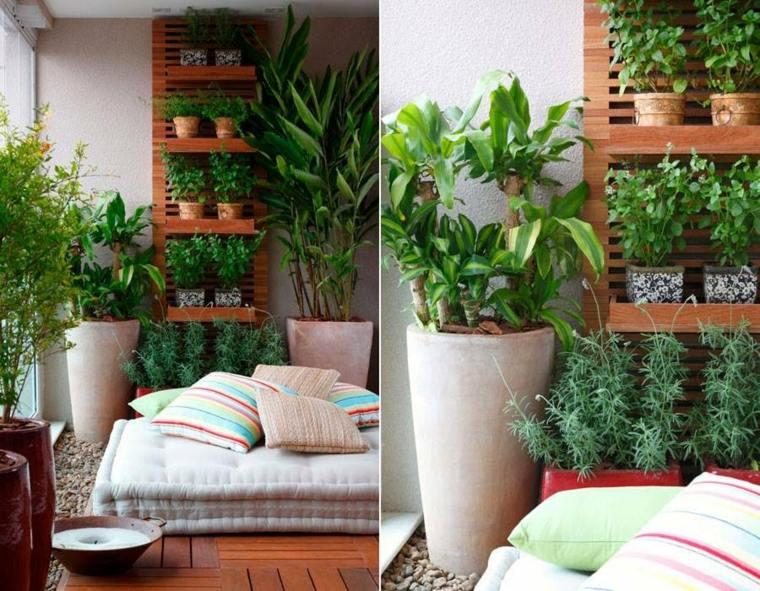 jardineras modernas-decoraciones-terraza