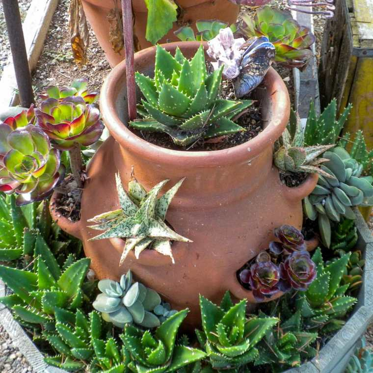 jardineras modernas-originales-terraza