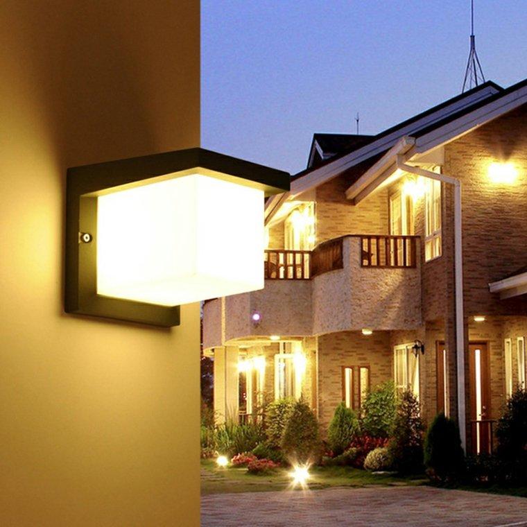 Iluminacion exterior integrando la magia en sus jardines for Lamparas para iluminacion exterior