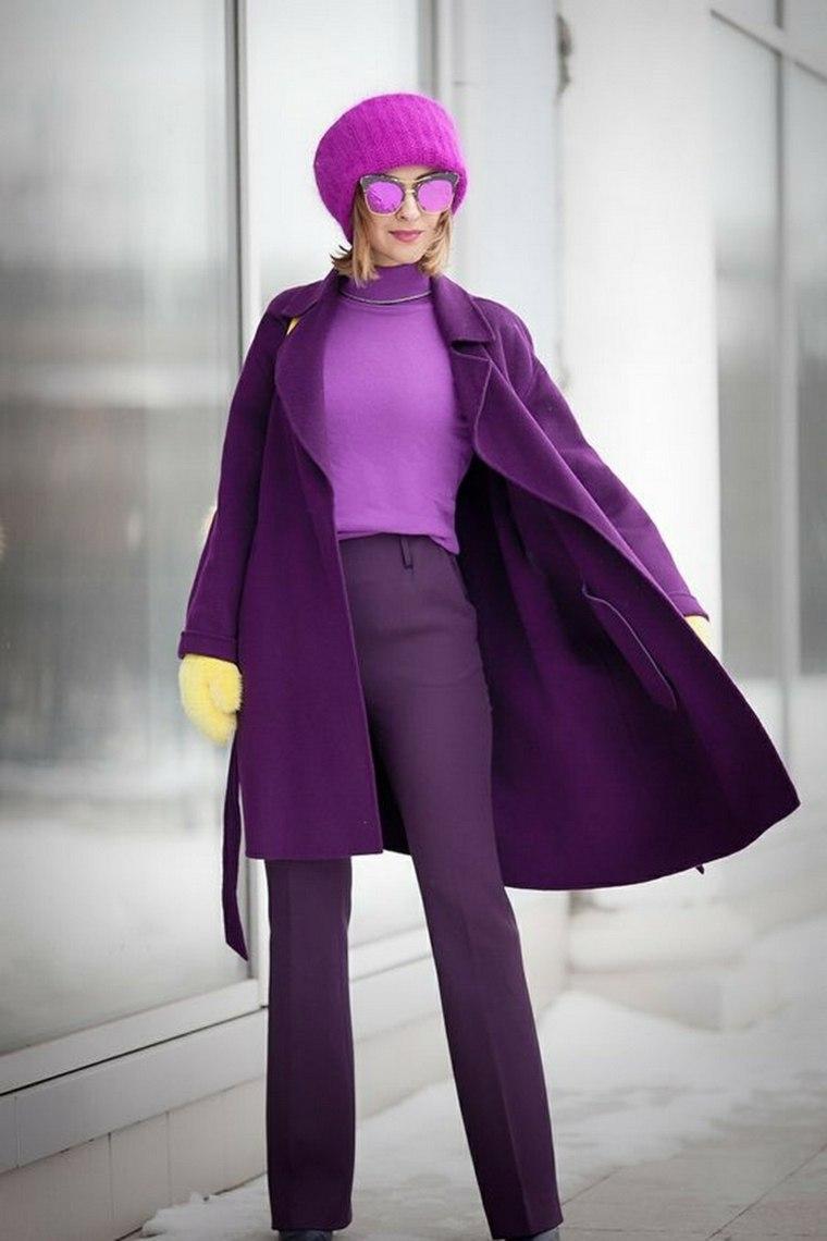 lo ultimo en moda-femenina-ultravioleta