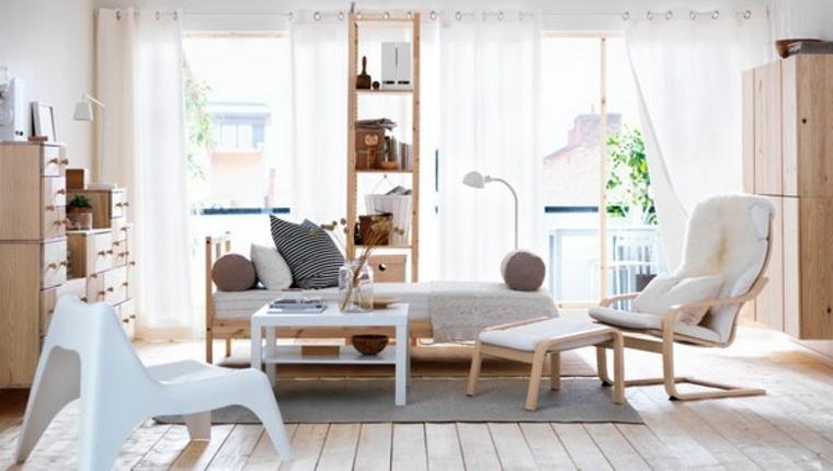 muebles de Ikea para salones