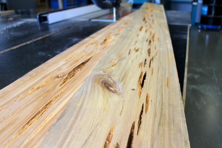 mesa Diy de madera