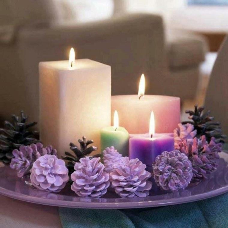 mesas de jardin-originales-velas