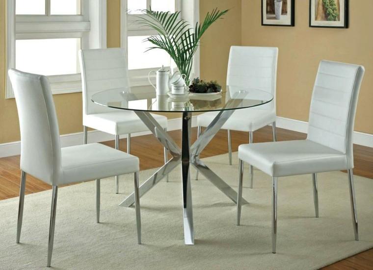 mesas para cocina-redondas-decorar
