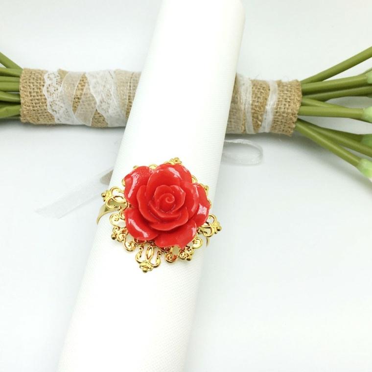 mesas para jardin-decoradas-servilletas
