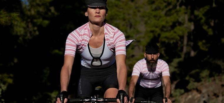 moda uniformes de ciclismo
