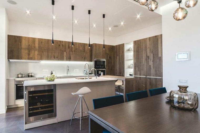 modelos de cocinas-estilo-minimalista