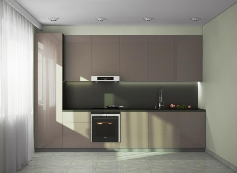 modelos de cocinas-minimalistas-estilo