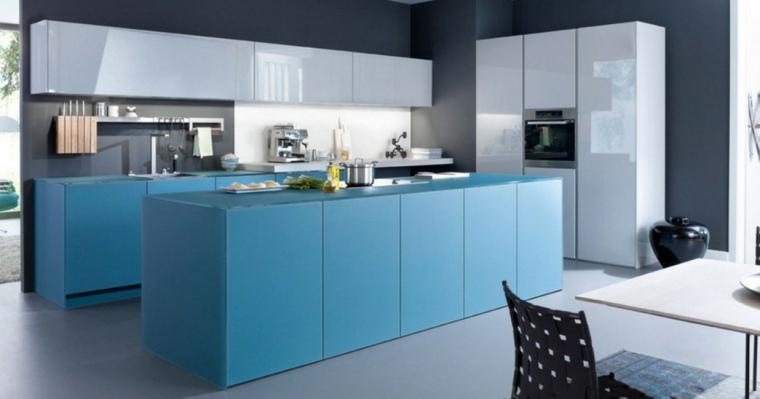 modelos de cocinas-minimalistas-modernas