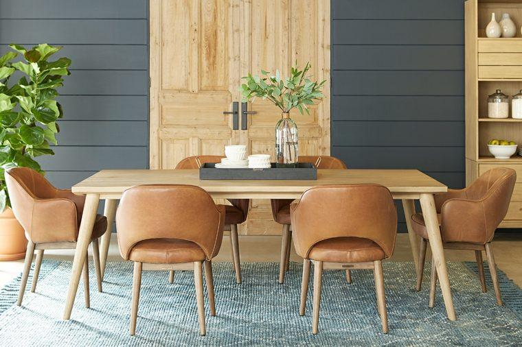 muebles de cocina-madera-decorar