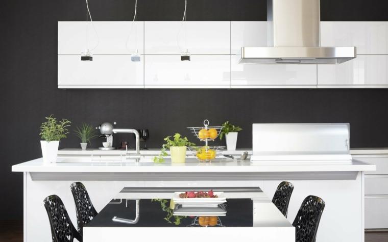 muebles de cocina-rustica-mesa