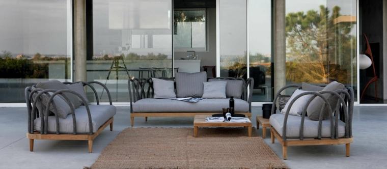 muebles de exterior-modenos-decorados