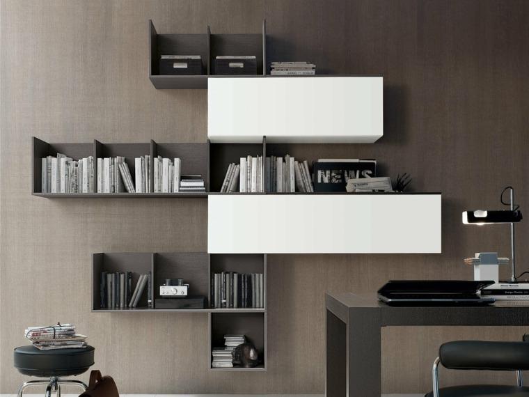muebles de sala-elegantes-libros